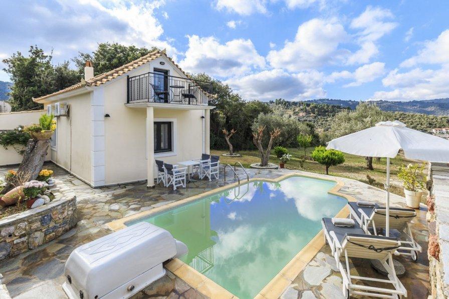 Villa in Greece, Skopelos