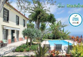 3 bedroom Villa for rent in Monte, Funchal
