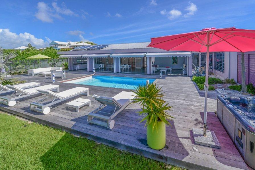 Villa La Coulée Bleue Guadeloupe