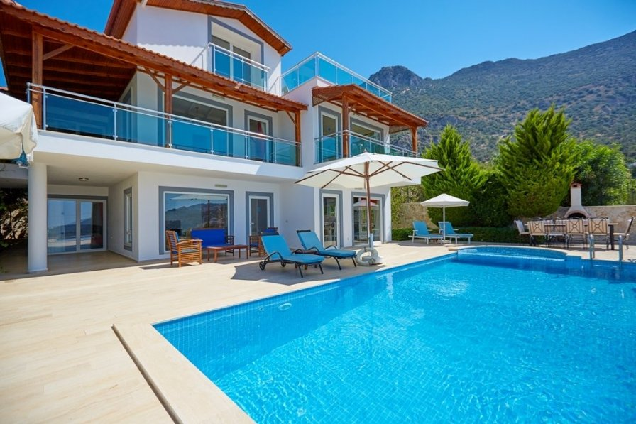 Villa To Rent In Ortaalan Turkey With Private Pool 233490