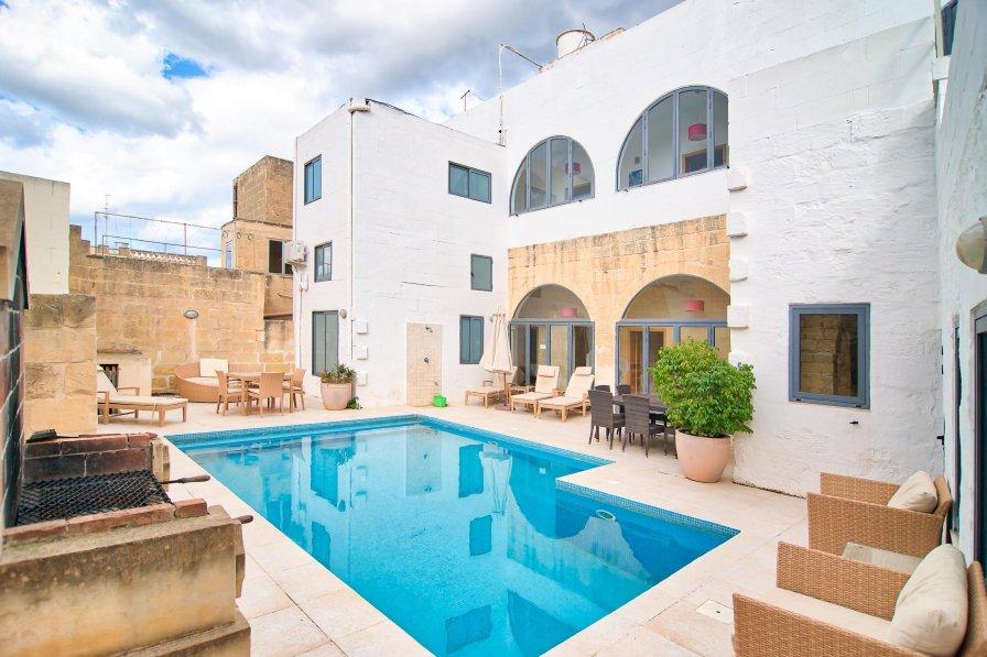 House in Malta, Xewkija