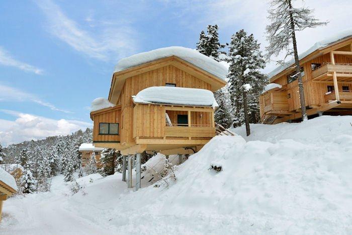 Ski Chalet Turracher Sleeps 11