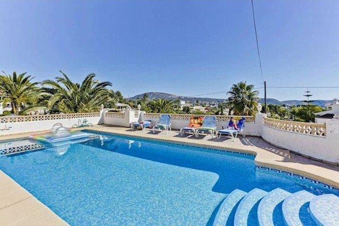 Villa in Spain, Benimeit
