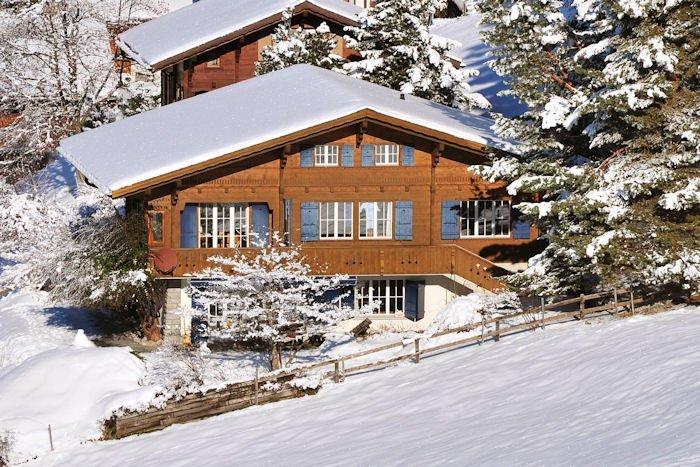 Ski Chalet Wengen Zwei