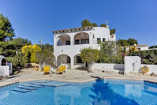 Villa to rent in el portet spain with private pool 233895 - Villa el portet ...