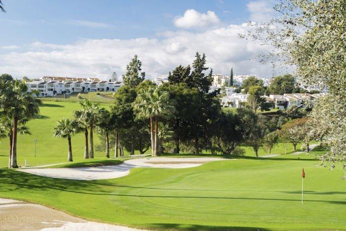 Villa in Spain, Club de Golf Aloha