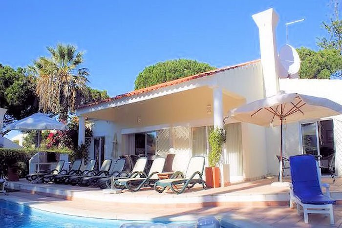 Villa To Rent In Vale De Lobo Algarve With Private Pool