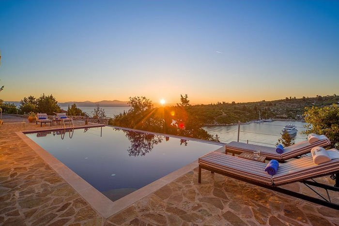 Villa in Greece, Paxos
