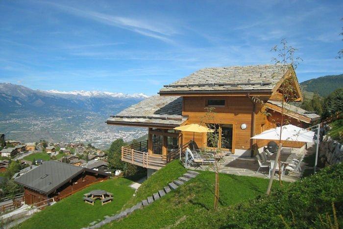 Ski Chalet Nendaz
