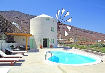 0 bedroom Villa for rent in Santorini