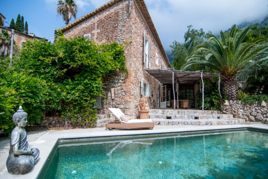 Villa in Spain, Deià