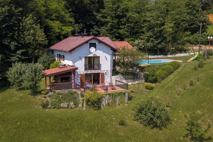 Villa in Croatia, Grkaveščak