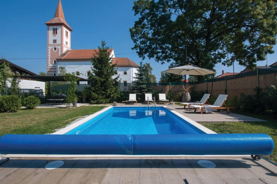 Villa in Croatia, Velika Ludina