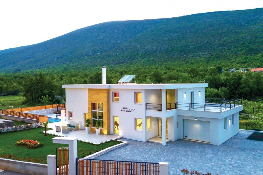 Villa in Croatia, Slivno