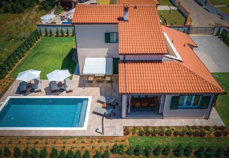 Villa in Topid, Croatia