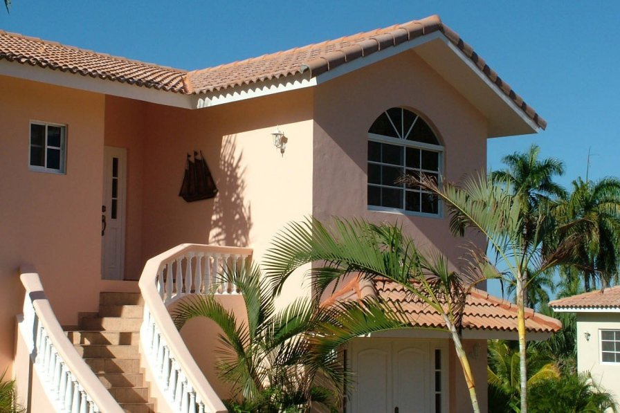 Comfortable 4 bedroom villa near downtown sosua
