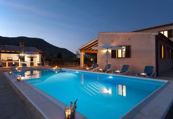 5 bedroom Villa for rent in Pollenca/Pollensa