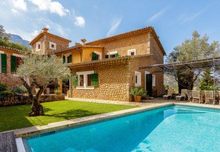 Villa in Deià, Majorca