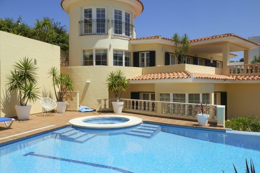 Villa in Spain, Cala Llonga: OLYMPUS DIGITAL CAMERA