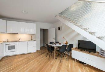 2 bedroom Apartment for rent in Prague