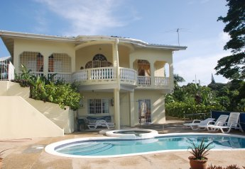 Villa in Trinidad and Tobago, Black-Rock