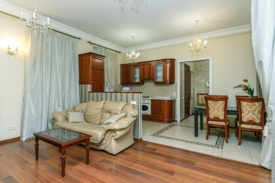 Two bedrooms. 18.Velyka Vasylkivska. Centre
