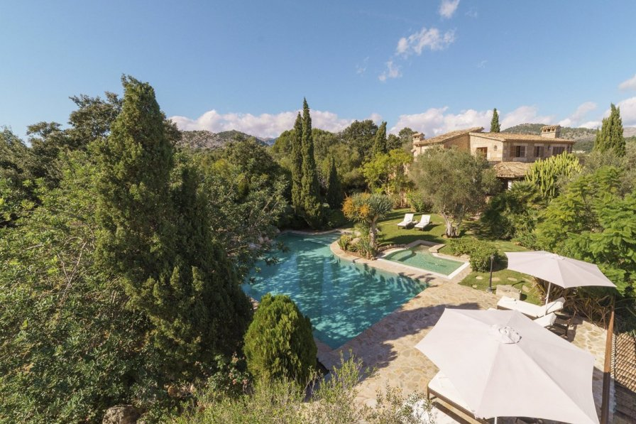 Villa in Spain, Pollensa