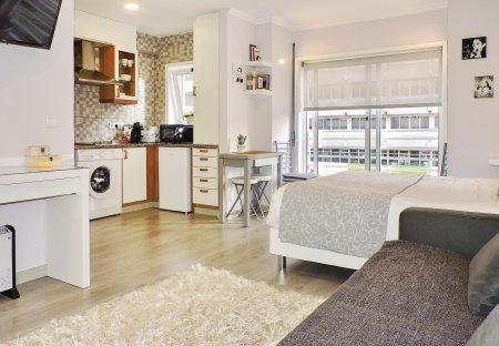 Studio Apartment in Santo Ildefonso, Portugal