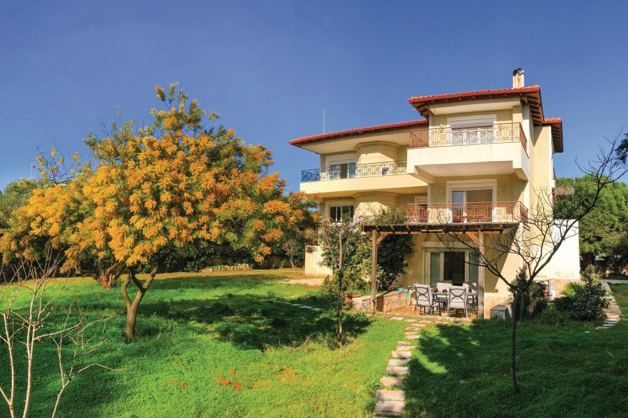 Villa in Greece, Athens City