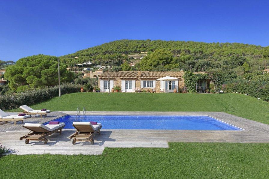 Villa in Spain, Begur