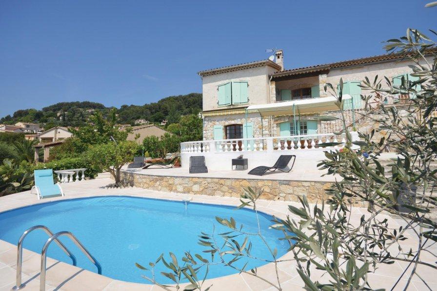 Villa in France, Quartiers Est Les Salettes-Les Campons