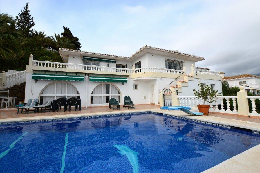 Classic El Salam Villa, Private Pool ( Mijas )