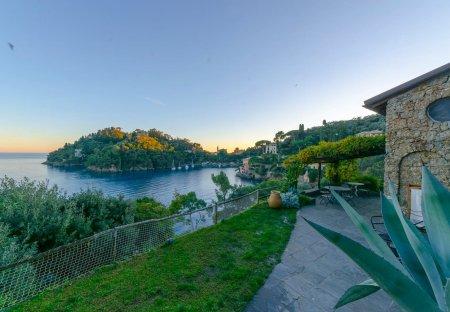 House in Portofino, Italy