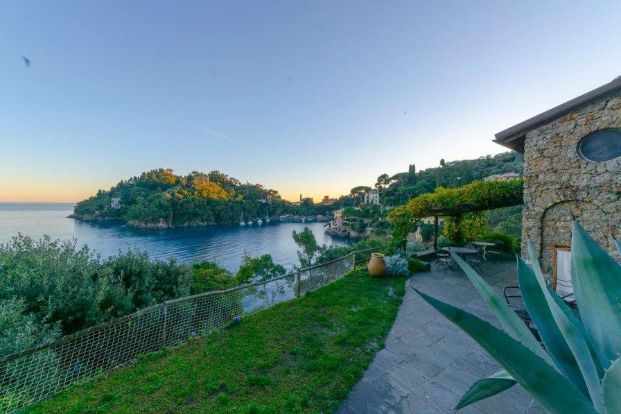 House in Italy, Portofino
