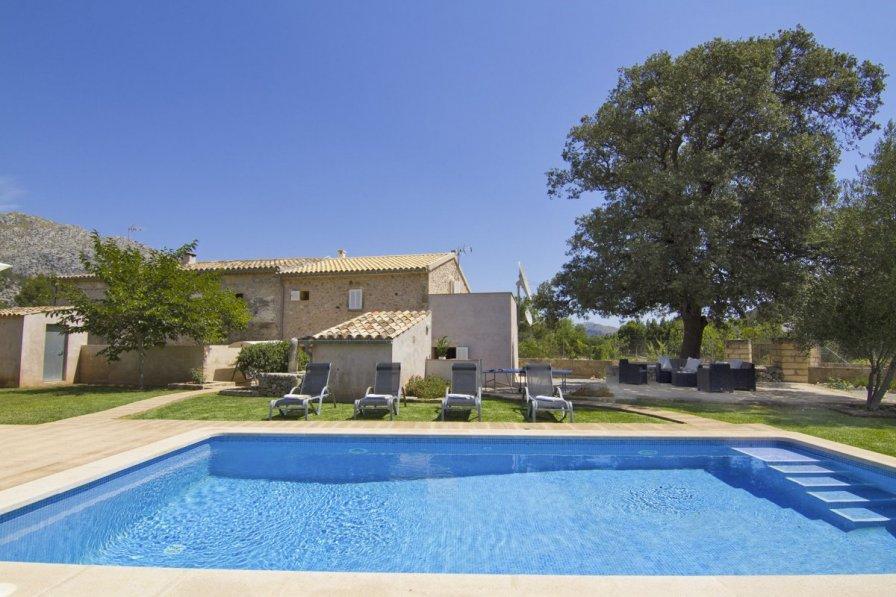 Villa in Spain, Pollensa