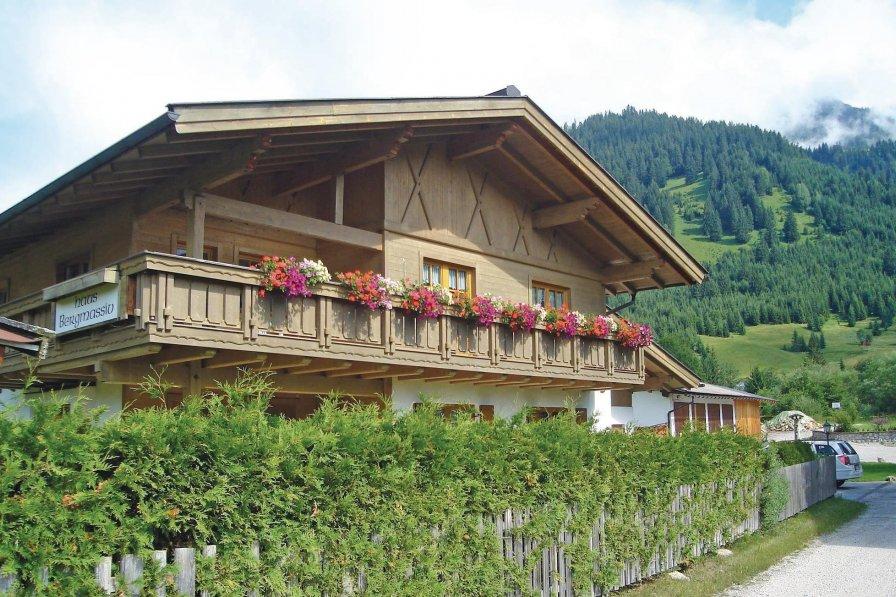 Apartment in Austria, Lermoos