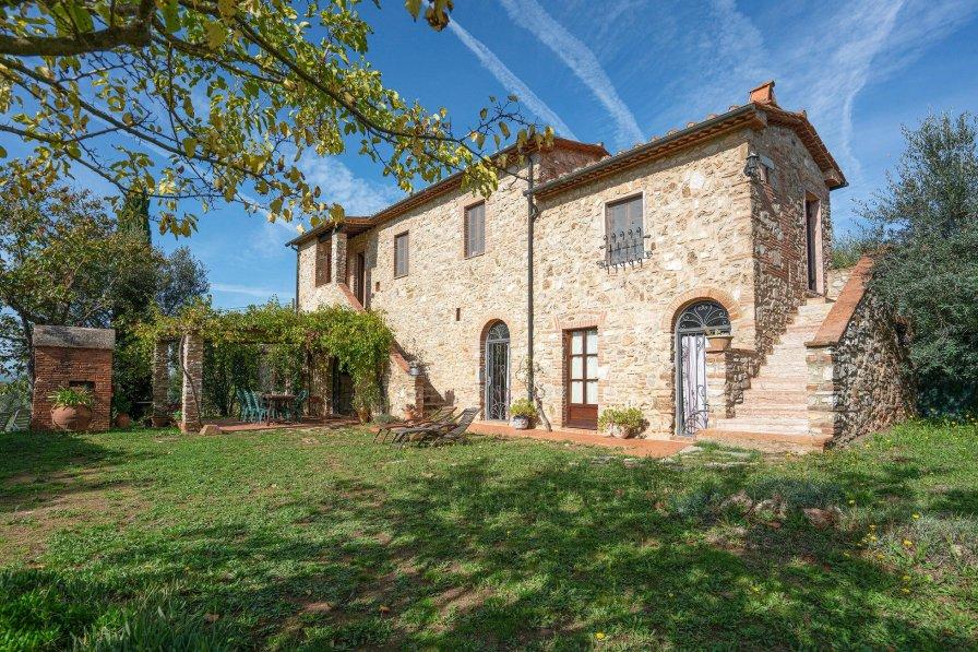 Villa in Italy, Campiglia Marittima