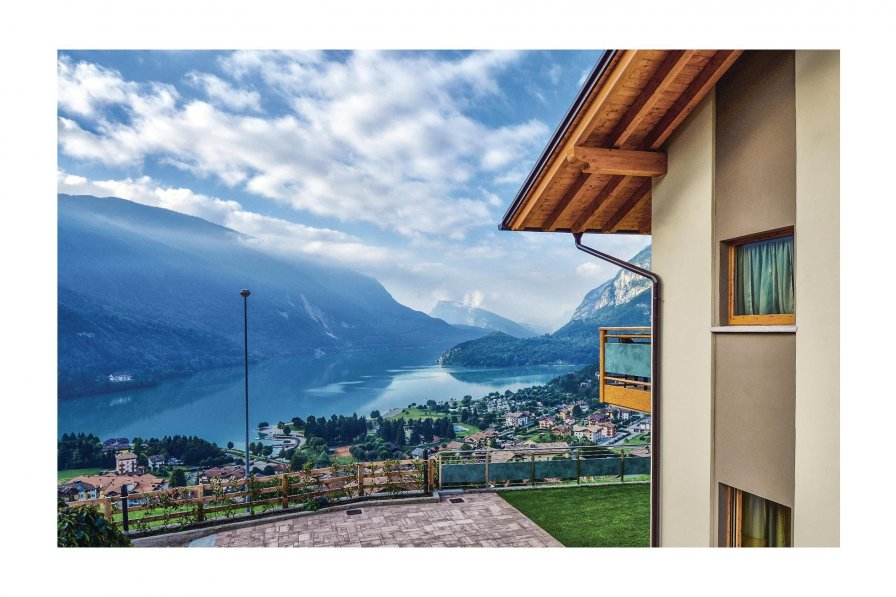 Apartment in Italy, Molveno