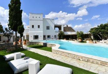 Villa in Greece, Parikia