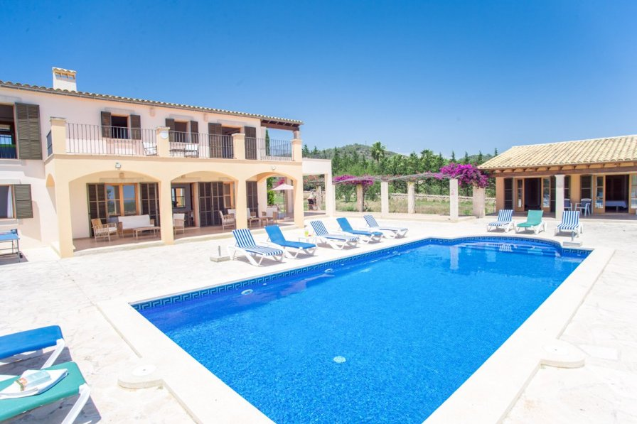 Villa in Spain, Calonge (Santanyí)