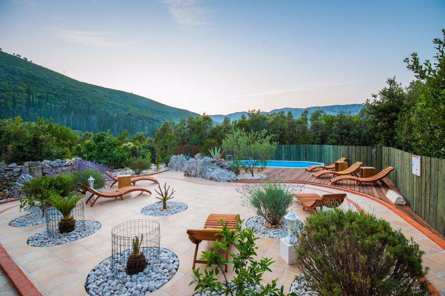 Villa in Croatia, Knežica