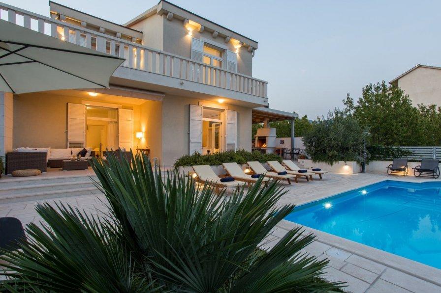 Villa in Croatia, Kaštel Štafilić