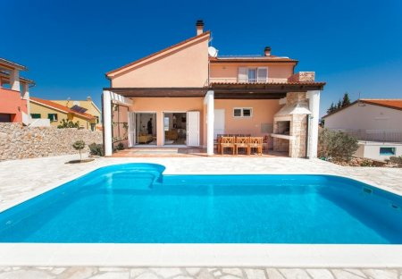 Villa in Murter, Croatia