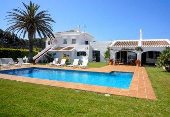 5 bedroom Villa for rent in Es Mercadal
