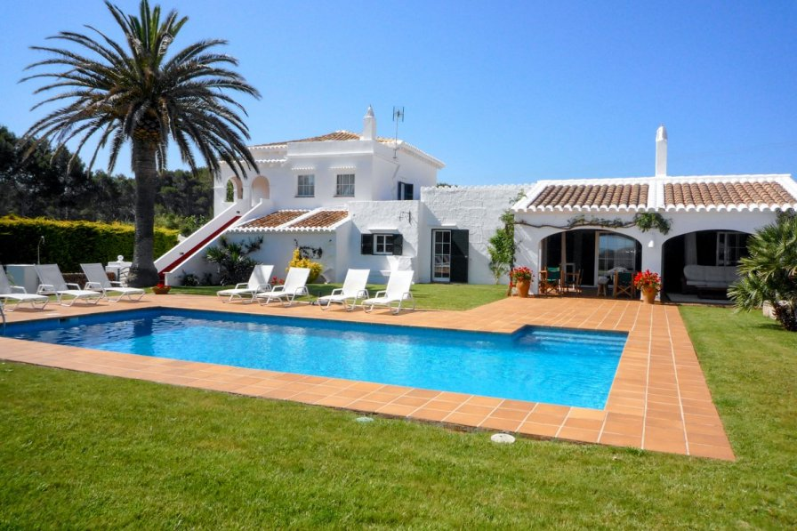Villa in Spain, Es Mercadal