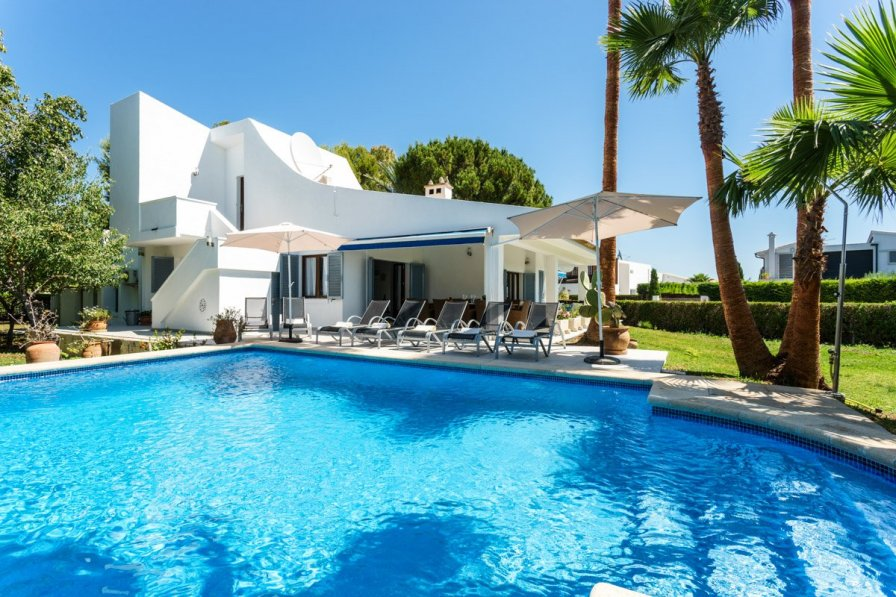 Villa in Spain, Puerto Pollensa