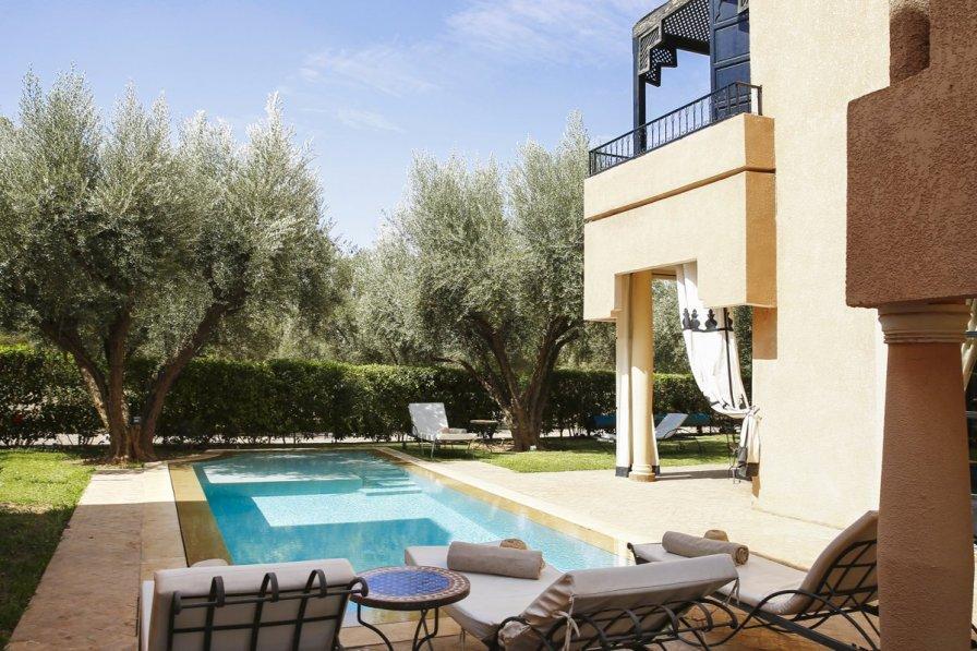 Owners abroad Villa Rahila