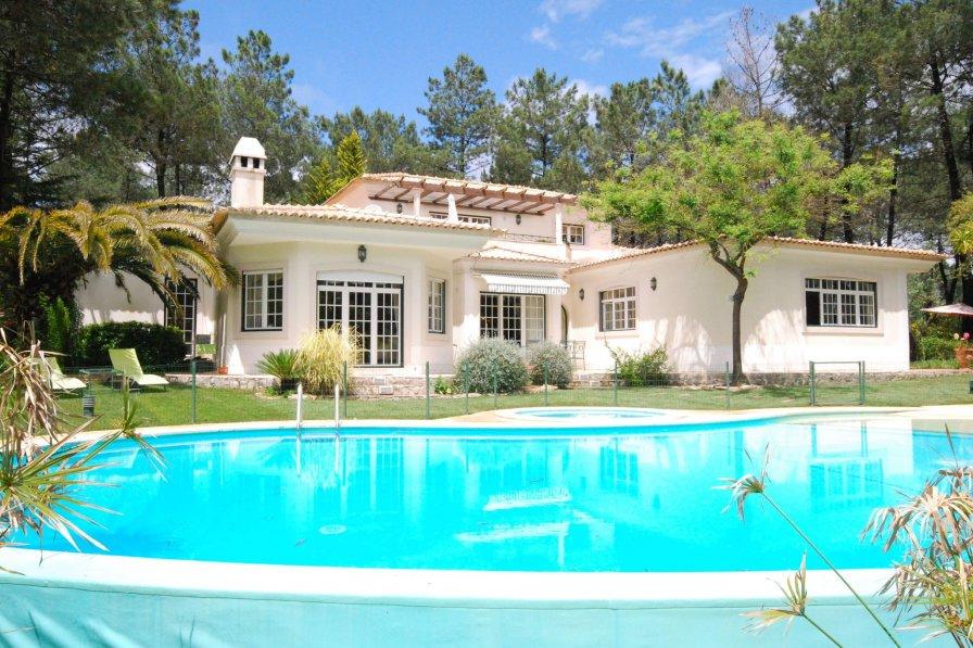 Villa in Portugal, Quinta do Perú