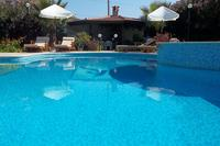Villa in Turkey, Dalaman: Pool and BBQ Area