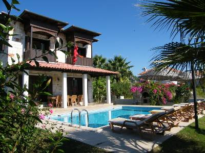 Villa in Turkey, Dalyan: The Villa